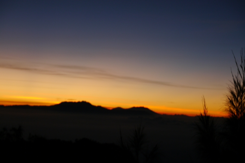 Mount Bromo - Java - Sunrise