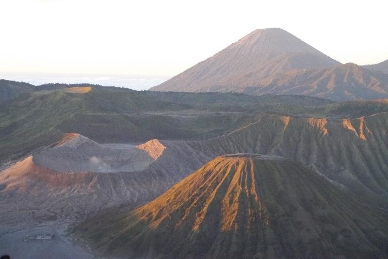 Mount Bromo - Java - Sunrise