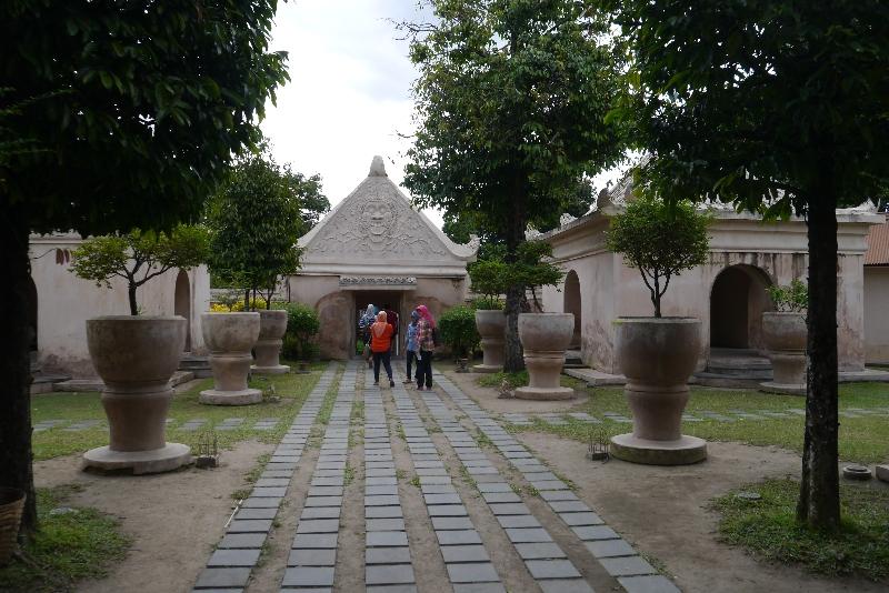 Taman Sari - Wasserschloß - Yogyakarta