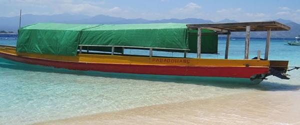 Gili Meno die optimale Insel für Erholung und Urlaub