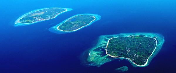 Die GIli Inseln als Paradies von Indonesien!