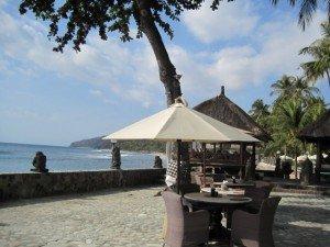 Das Hotel Puri Mas ist ideal gelegen und bietet perfekte Erholung!