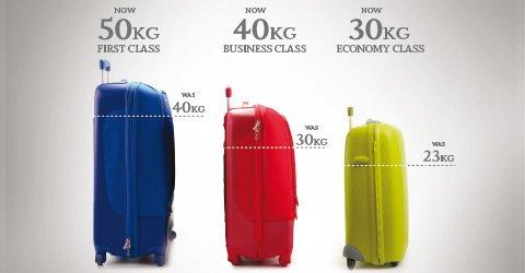Qatar Airways Gepäck Information. Was darf mitgenommen werden.