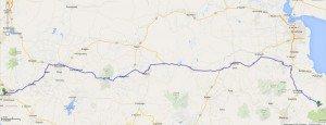 Tourplan von Yogyakarta nach Mount Bromo