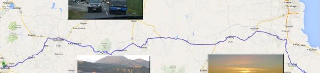 Tour von Yogyakarta zum Mount Bromo mit Besichtigung