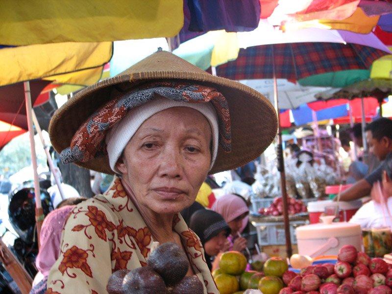 Indonesische Frauen sind sehr konservativ erzogen.